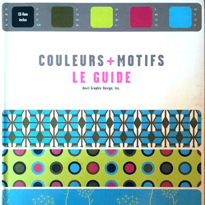 کتاب چاپی انگلیسی رنگ و موتیف + CD